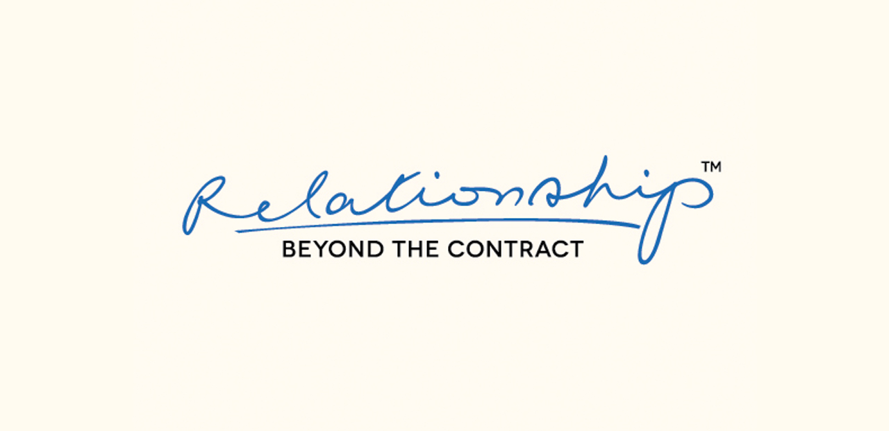 how to create a relationship contract