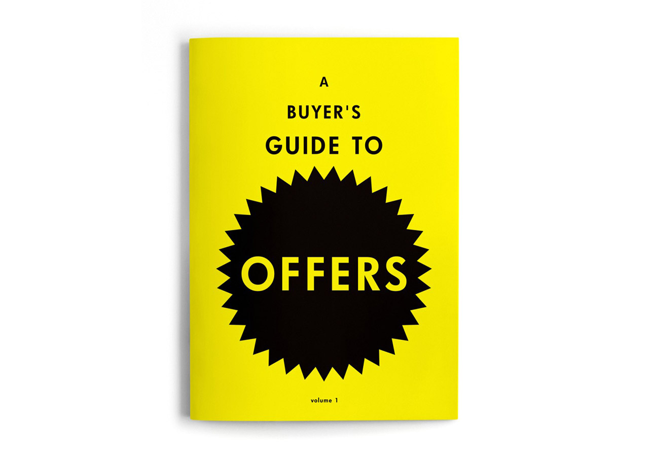 Offer Booklet